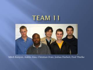 Team 11