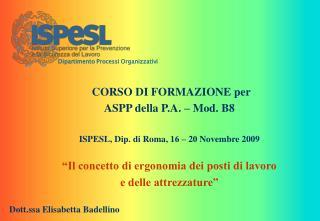 Dott.ssa Elisabetta Badellino