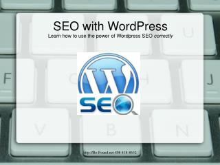 SEO with WordPress Learn how to use the power of Wordpress SEO  correctly