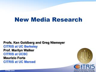 New Media Research