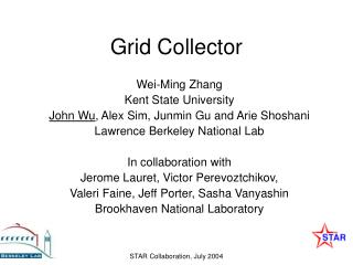 Grid Collector