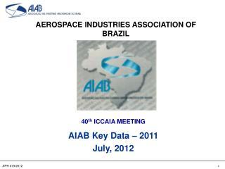 AEROSPACE INDUSTRIES ASSOCIATION OF BRAZIL