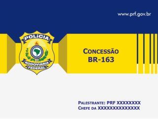 Concessão BR-163