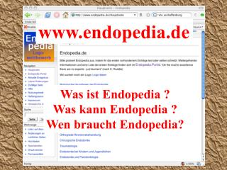 endopedia.de