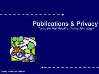 Publications & Privacy