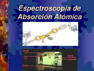 Espectroscop�a de Absorci�n At�mica