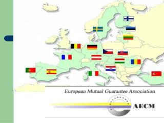 AECM  European Mutual Guarantee                      Association