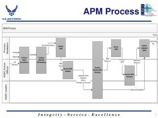 APM Process