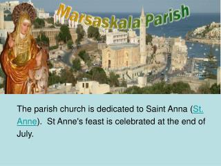 Different Churches in Marsascala