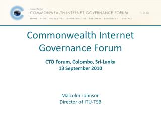 Commonwealth Internet Governance Forum