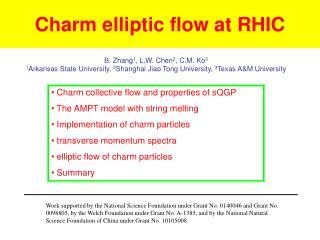 Charm elliptic flow at RHIC