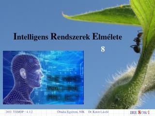 I ntelligens  R endszerek  E lmélete