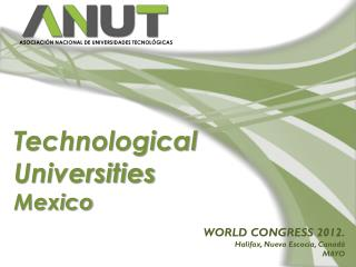 Technological Universities Mexico