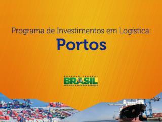 Promoção da competitividade e  desenvolvimento da economia brasileira