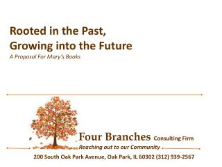 Four Branches  Consulting Firm