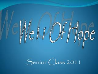 Senior Class 2011