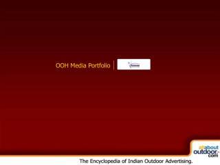 OOH Media Portfolio