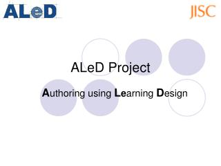 ALeD Project