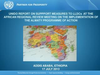 ADDIS ABABA, ETHIOPIA  17 JULY 2013