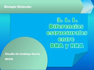 Biolog�a Molecular