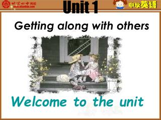 Welcome to the unit