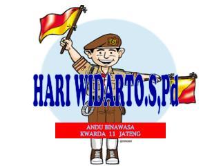 HARI WIDARTO.S,Pd