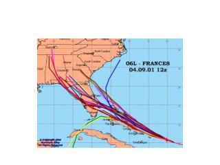 Institutions: University of Miami;  University of Colorado; NOAA ETL