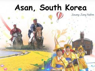 Asan, South Korea