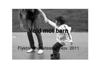 Vold mot barn