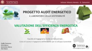 valutazione  dell'efficienza  energetica