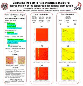 Helmert Orthometric Heights vs Rigorous Orthometric Heights