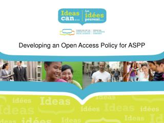 Developing an Open Access Policy for ASPP