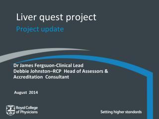 Liver quest project