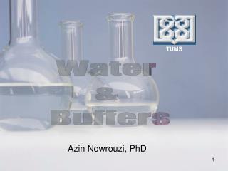 Water  &  Buffers