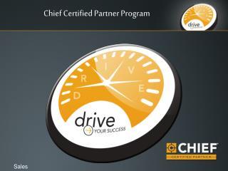 Chief Certified Partner Program