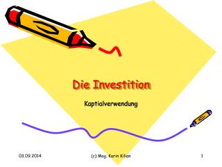 Die Investition