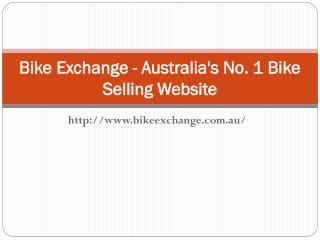 Cycle - Bikeexchange.com.au