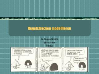 Regelstrecken modellieren