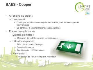 BAES - Cooper