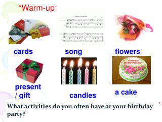 present / gift