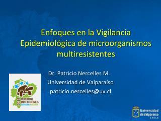 Enfoques en la Vigilancia Epidemiológica de microorganismos  multiresistentes