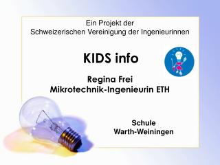 KIDS info