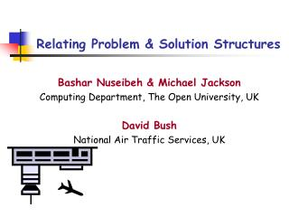 Relating problems  solution structures