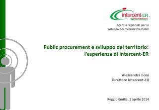 Agenzia regionale per lo  sviluppo dei mercati telematici