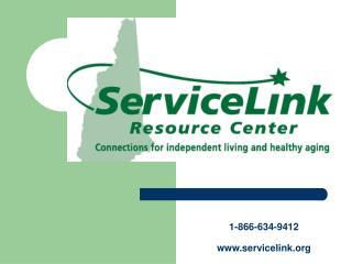 1-866-634-9412                             servicelink