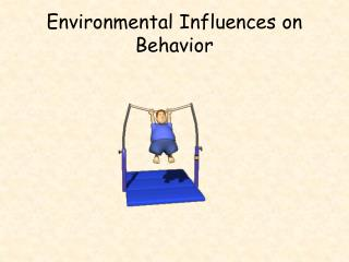 Environmental Influences on Behavior