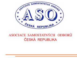 ASOCIACE  SAMOSTATNÝCH   ODBOR Û ČESKÁ  REPUBLIKA