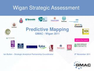 Predictive Mapping GMAC - Wigan 2011