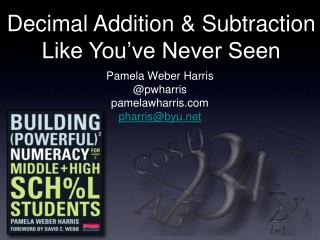 Decimal Addition & Subtraction Like You've Never Seen
