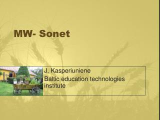 MW- Sonet